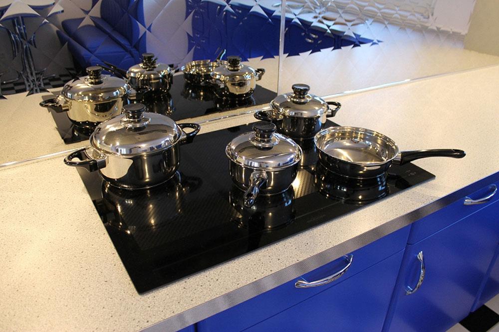 Amerikanische Kuche Einrichtung : Amerikanische Küchen: Retro-Küche ...