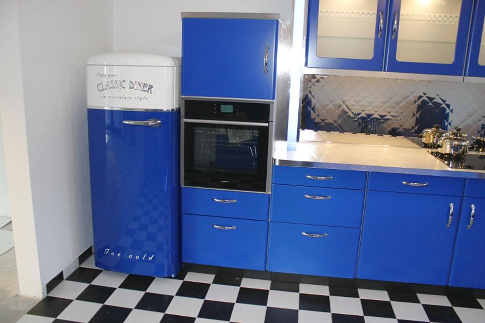 Amerikanische Küche Einrichtung ~ Wohndesign und Möbel Ideen