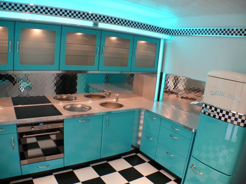Neubau offene kuche