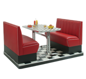 american diner m bel im retro stil kaufen american warehouse the classic design company. Black Bedroom Furniture Sets. Home Design Ideas