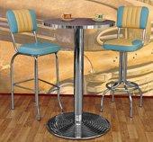 american diner m bel im retro stil kaufen american. Black Bedroom Furniture Sets. Home Design Ideas