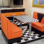Diner-Seating