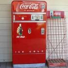 Coca Cola Automat 50er Jahre