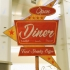 Diner For Rent Sign