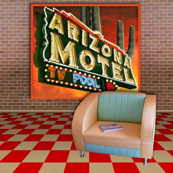 Arizona Diner und Wohnmöbel - Exklusive Wohnzimmer Einrichtungen