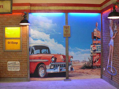 Image Wallpanels - Wandbilder mit Rahmen von American Warehouse