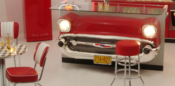 cool retrostyle fr gewerbliche rume more with dekoartikel american diner. Black Bedroom Furniture Sets. Home Design Ideas