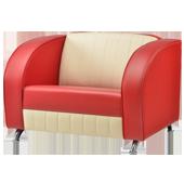 Diner und Retro Lounge Möbel
