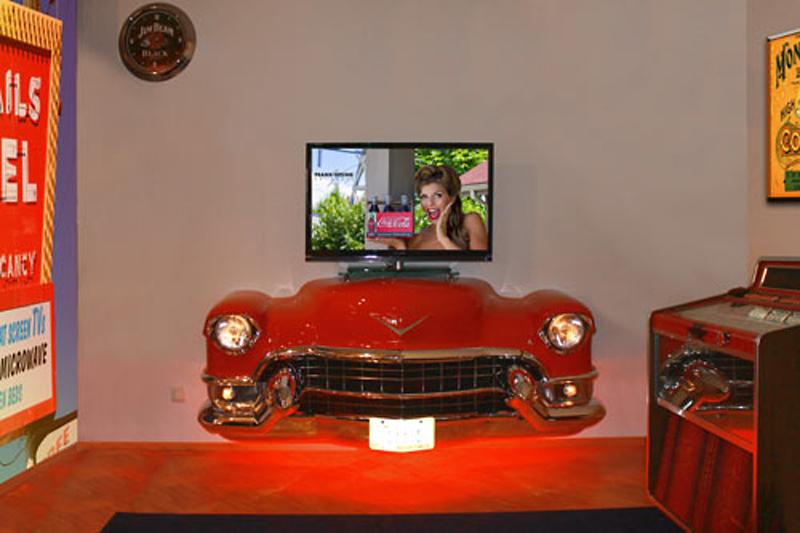 autom bel cadillac chevy sofa autosofas autotische. Black Bedroom Furniture Sets. Home Design Ideas
