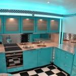Küchen im Retro Stil