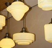 Dinerlampen, Diner leuchten