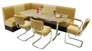 American Diner Sitzgruppe