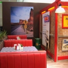Mobiler Messestand - For Rent