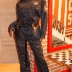 US Polizistin