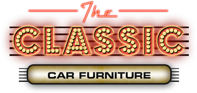 Automöbel Cadillac Chevy Sofa Autosofas Autotische
