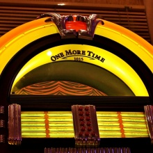 Wurlitzer Musikbox One More Time Detail 4