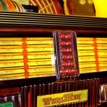 Wurlitzer Musikbox One More Time Detail 6
