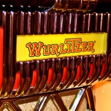 Wurlitzer Musikbox One More Time Detail 7