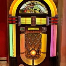 Wurlitzer One More Time Musikbox 2