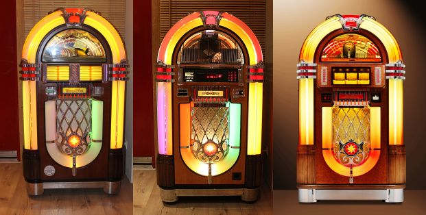 Wurlitzer Jukebox 1015