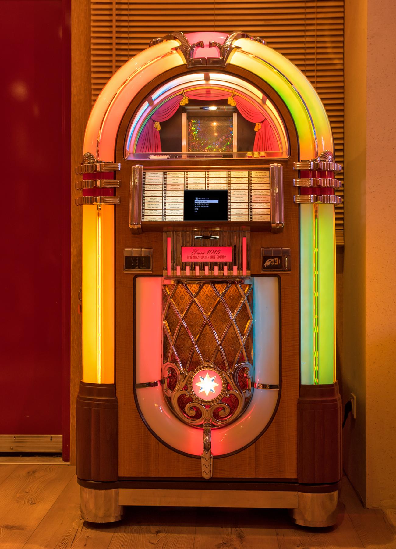 Musikbox mit Bluetooth