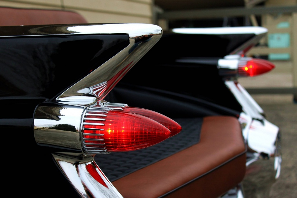 Cadillac Flossen