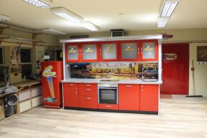 Diner Küche