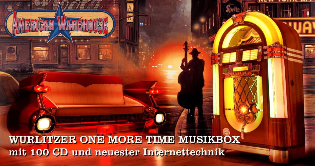 Wurlitzer Original Musikbox