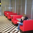 8-m-lange-Dinerboothreihe